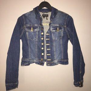 "Jean jacket ""new look stretch"""